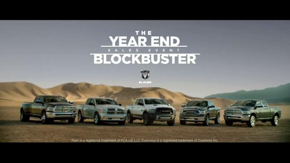 Ram Trucks TV Commercial, 'Star Wars: The Force Awakens: Family'