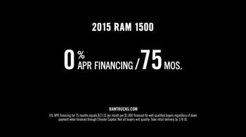 Ram Trucks TV Spot, 'Star Wars: The Force Awakens: Family' - Thumbnail 7