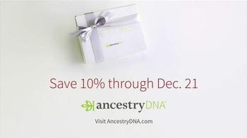 AncestryDNA TV Spot, 'Holidays: Ethnic Mix' - Thumbnail 9