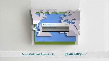 AncestryDNA TV Spot, 'Holidays: Ethnic Mix' - Thumbnail 6