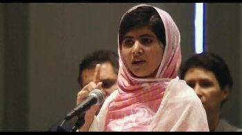 He Named Me Malala Home Entertainment TV Spot