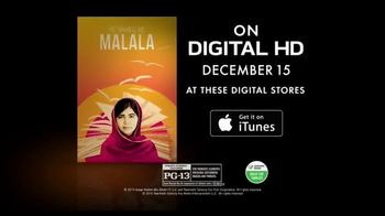He Named Me Malala Home Entertainment TV Spot - Thumbnail 8