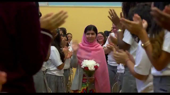He Named Me Malala Home Entertainment TV Spot - Thumbnail 6