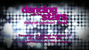 Faculty Productions TV Spot, 'Dancing With the Stars: Dance All Night Tour' - Thumbnail 8