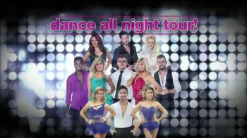 Faculty Productions TV Spot, 'Dancing With the Stars: Dance All Night Tour' - Thumbnail 1