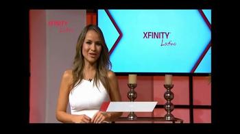 XFINITY Latino TV Spot, 'Entrevistas y deportes' con Mary Gamarra [Spanish] - Thumbnail 4