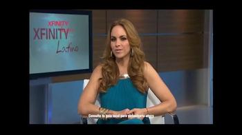 XFINITY Latino TV Spot, 'Entrevistas y deportes' con Mary Gamarra [Spanish] - Thumbnail 6