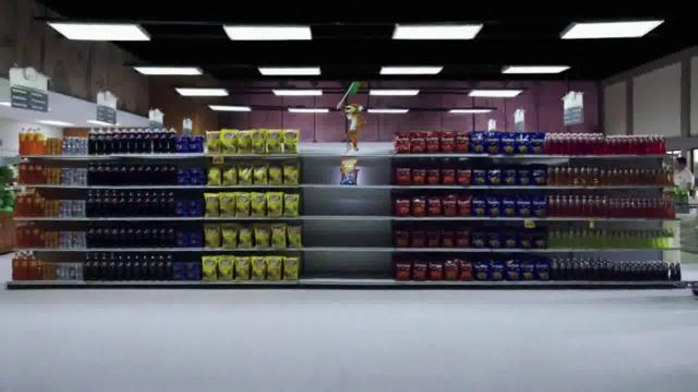 Cheetos Puffs TV Commercial, 'Aisle of No Return'