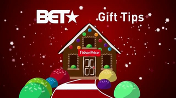 Fisher Price TV Spot, 'BET: Gift Tips' - Thumbnail 8