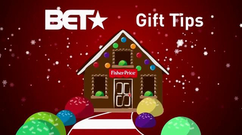 Fisher Price TV Spot, 'BET: Gift Tips' - Thumbnail 3