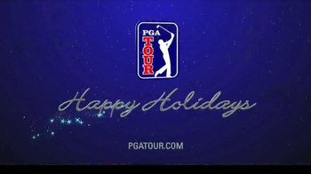 PGA Tour TV Spot, 'Happy Holidays' - Thumbnail 10
