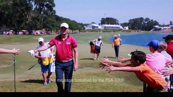 PGA Tour TV Spot, 'Happy Holidays' - Thumbnail 3