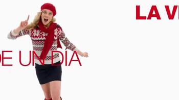 Macy's La Venta de Un Día TV Spot, 'Suéteres y abrigos' [Spanish] - Thumbnail 1