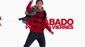 Macy's La Venta de Un Día TV Spot, 'Suéteres y abrigos' [Spanish] - Thumbnail 9