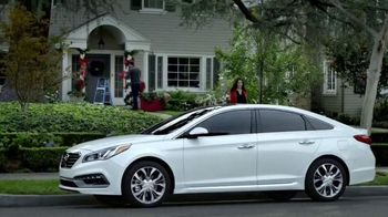 Hyundai Holidays Sales Event TV Spot, 'Happiest Holidays: Sonata' - 689 commercial airings