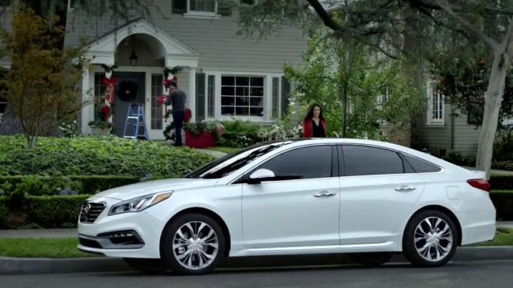 Hyundai Holidays Sales Event TV Commercial, 'Happiest Holidays: Sonata'