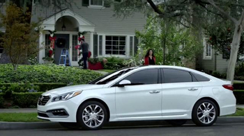 Hyundai Holidays Sales Event TV Spot, 'Happiest Holidays: Sonata' - Thumbnail 2