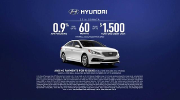 Hyundai Holidays Sales Event TV Spot, 'Happiest Holidays: Sonata' - Thumbnail 6