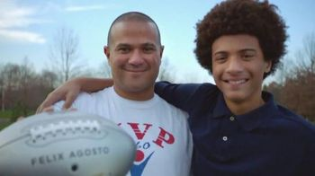 NFL Together We Make Football TV Spot, 'Flag Football' Feat. Anthony Muñoz - 47 commercial airings