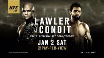 UFC 195 TV Spot, 'World Welterweight Championship' - Thumbnail 10