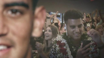 NFL TV Spot, 'Football Is Family' Featuring Marcus Mariota - Thumbnail 4