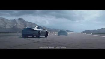 2016 Porsche 911 TV Spot, 'Compete' Feat. Maria Sharapova, Magnus Carlsen - Thumbnail 8