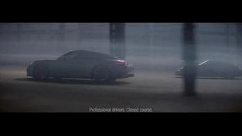2016 Porsche 911 TV Spot, 'Compete' Feat. Maria Sharapova, Magnus Carlsen - Thumbnail 5