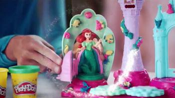 Play-Doh Disney Princess Royal Palace TV Spot, 'Sparkle' - Thumbnail 2