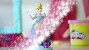 Play-Doh Disney Princess Royal Palace TV Spot, 'Sparkle' - Thumbnail 5