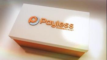 Payless Shoe Source TV Spot, 'Only a Few Days Left' - Thumbnail 1
