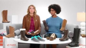 Payless Shoe Source TV Spot, 'Only a Few Days Left' - Thumbnail 6