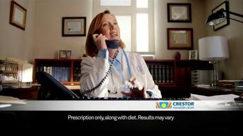 Crestor TV Spot, 'Firefighter' Song by War - Thumbnail 1
