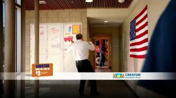 Crestor TV Spot, 'Firefighter' Song by War - Thumbnail 4