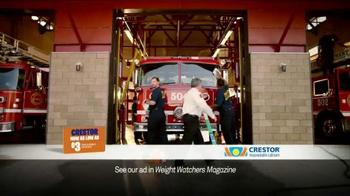 Crestor TV Spot, 'Firefighter' Song by War - Thumbnail 5