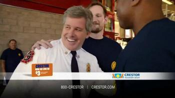 Crestor TV Spot, 'Firefighter' Song by War - Thumbnail 9