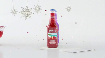 Seagram's Escapes TV Spot, 'Keep it Colorful This Holiday Season' - Thumbnail 2
