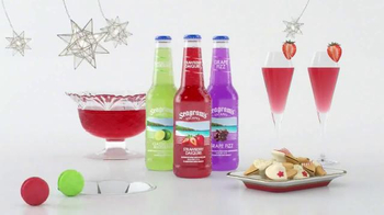 Seagram's Escapes TV Spot, 'Keep it Colorful This Holiday Season'