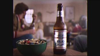 Bud Light Limited Edition Super Bowl 50 TV Spot, 'Super Bowl Throwback' - Thumbnail 1