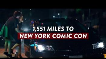 Smirnoff TV Spot, 'Safe Rides, Sharing Rides' Featuring T.J. Miller - Thumbnail 1