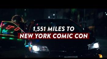 Smirnoff TV Spot, 'Safe Rides, Sharing Rides' Featuring T.J. Miller - Thumbnail 2