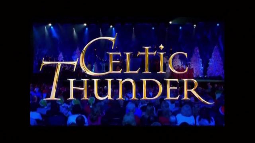 Celtic Thunder Christmas.Celtic Thunder Christmas Tv Commercial Video