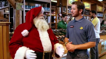 Bass Pro Shops Christmas Sale TV Spot, 'Mesh Caps, Hoodies and Rangefinder' - Thumbnail 2