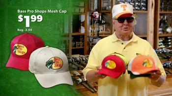 Bass Pro Shops Christmas Sale TV Spot, 'Mesh Caps, Hoodies and Rangefinder' - Thumbnail 6