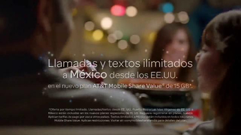 AT&T Mobile Share Value Plan TV Spot, 'Siempre juntos' [Spanish] - Thumbnail 4