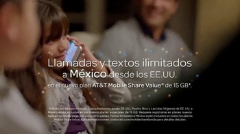 AT&T Mobile Share Value Plan TV Spot, 'Siempre juntos' [Spanish] - Thumbnail 5