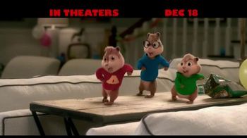 Alvin and the Chipmunks: The Road Chip - Alternate Trailer 16