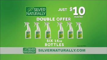 Silver Naturally TV Spot, 'Silver is the New Gold' - Thumbnail 9
