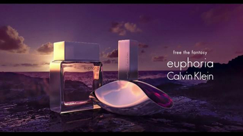 Calvin Klein Euphoria TV Spot, 'Free the Fantasy' - Thumbnail 7