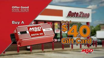 AutoZone TV Spot, 'MSD Digital 6AL Ignition Control' - Thumbnail 3