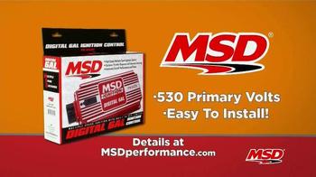 AutoZone TV Spot, 'MSD Digital 6AL Ignition Control' - Thumbnail 2